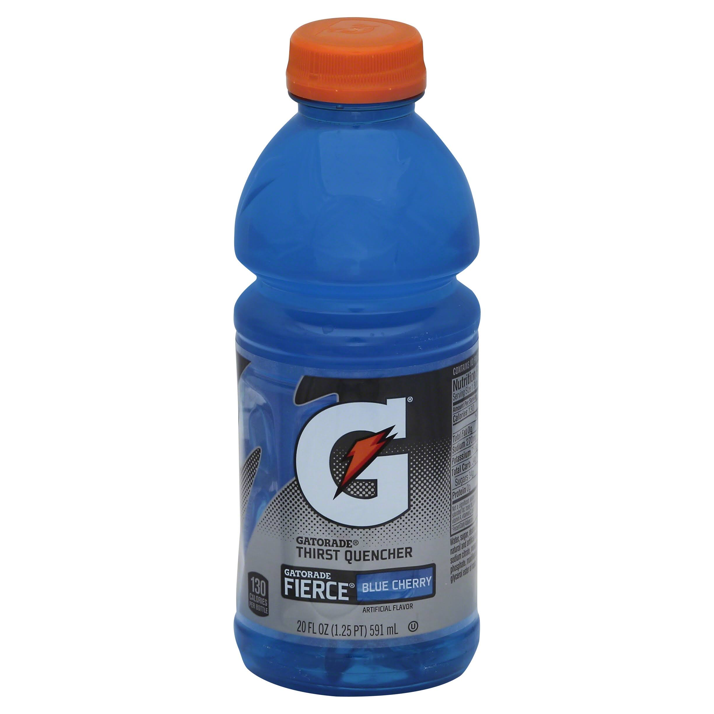 Gatorade G Series - Fierce Blue Cherry