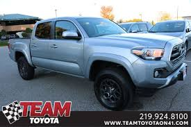 Used 2017 Toyota Tacoma For Sale | Schererville IN | 3TMCZ5AN7HM116153