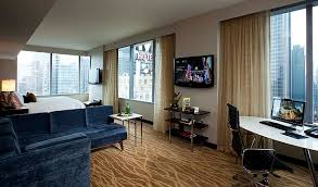 New York Hotels With Family Rooms by Hotel Review Intercontinental Times Square New York Daily Mail