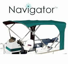 Aqua Patio Pontoon Bimini Top by Buggy Style Pontoon Boat Bimini Tops