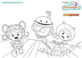 Umizoomi 1 Coloriage Umizoomi Coloriages Pour Enfants