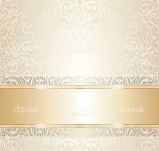 Bright Shiny Luxury Wedding Vintage Invitation Pattern Background Royalty Free