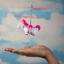 Fluffy Flying Unicorn 1