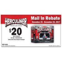 Herculiner Bed Liner Kit by Auto Value Rebates