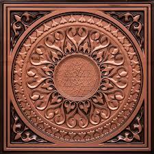 apollo faux tin ceiling tile 24 x24 226 ceiling tiles