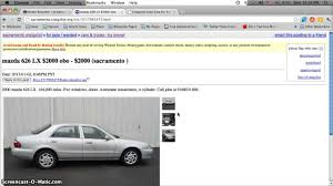 Craigslist Sacramento Used Cars For Sale In January 2013 - YouTube Craigslist Search In All Of Ohio South Carolina All How To Find Towns And Los Angeles California Cars And Trucks Used Loris Sc Horry Auto Trailer Florence Sc Best Car Janda Boone North For Sale By Owner Cheap Sacramento For By Image January 2013 Youtube