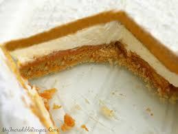 Pumpkin Layer Cheesecake by Pumpkin Cheesecake Lasagna