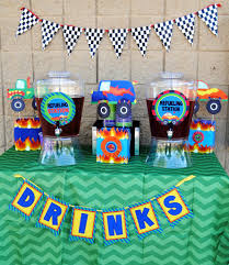 MONSTER Truck - Monster Truck Party - Truck DRINK BANNER | Monster ... Monster Truck Cupcakes Archives Kids Birthday Parties Monster Truck Party Ideas At In A Box Cakes Decoration Little Fire Cake Wedding Academy Creative Coolest Car My Practical Guide Design Birthday Party Ideas Carters Bday Pinterest Laraes Crafty Corner What Ive Been Creatively Quirky Home May 2012 Monster Drink Banner