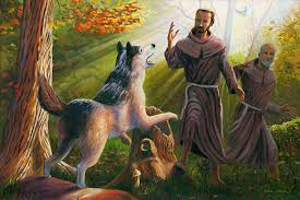 st francis of assisi the great peacemakers