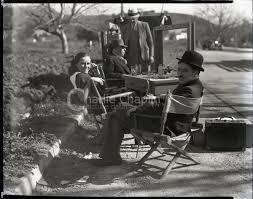 chaplin filming modern times