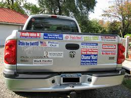 Truck Bumper Stickers Lamedouchey Bumper Stickers And Window Decals Bumper Sticker Switch 2 Gluten Free Carr Dem Stickers So Dull Tailgating Isnt Worth Bother Auto Car Sticker Decal Cowboy Hat Texas Truck Laptop 8 By Past Programs 42015 Womens Voices Raised How To Remove Those Campaign Features Oprah Overrated Pretentious Racist Antiamerican Hypocrite Tom The Backroads Traveller Honk If Youre Horny Funny Crazy Wild Usa Stock Photos Curious Tags Windshield