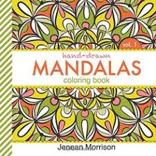 Hand Drawn Mandalas Coloring Book Volume One An Adult For Stress ColoringColoring BooksColouringRelaxation MeditationMandala