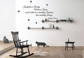 stickers cuisine phrase stickers muraux en 55 photos pour personnaliser les murs