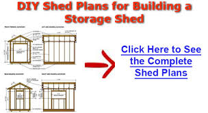 Pallet Shed Building Plans Learn Incredible Steps To Construct A