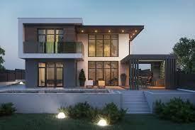 100 Modern House.com House Tobi Architects Archello