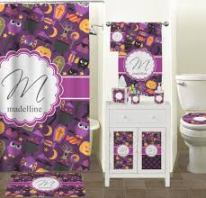 Kohls Bath Rugs Sets by Curtains Halloween Bathroom Rugs Autumn Shower Curtain Fall