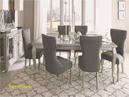 Elegant Glass Dining Table 6 Chairs Luxury Top Set