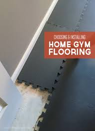 Trx Ceiling Mount Alternative by Best 25 Home Gym Flooring Ideas On Pinterest Gym Flooring Tiles
