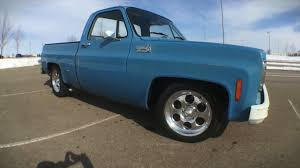 100 Short Bed Truck 1975 C10 Chevy Shortbed Hotrod Truck On Vimeo
