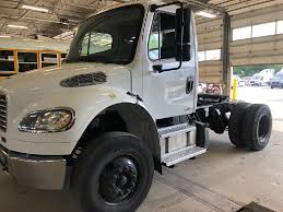 100 Day Cab Trucks For Sale 2012 FREIGHTLINER ALLISON AUTOMATIC SINGLE AXLE DAYCAB FOR SALE 2544