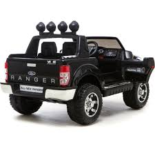 Ford Ranger 4x4 Pickup Truck Black 12v Kids Ride-On Car + Remote ... Classic Metal Works Ho 1960 Stakebed Ford Truck Yellowred Ertl 118 F 100 Diecast Model Car Aw211 Svt F150 Lightning Pickup Red Maisto 31141 121 Not A Toy 1925 Panel Delivery Super Duty F350 Dually Biguntryfarmtoyscom 2016f250dhs Colctables Inc Majorette Premium 150 Cars Street Cruisers 66 Party Favors Rroplanetcom Raptor Highlift By Scale 187 With Moving Van Trailer Custom Coe 9000 Toys Proline F650 Monster Body Clear Pro319300 1956 F100 124 Scale American Diecast