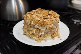 burnt almond cake – butter city