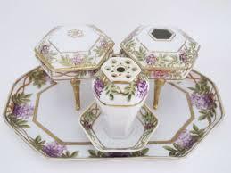 Vintage Vanity Dresser Set 203 best antique vanity dresser sets images on pinterest