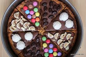 cookie pizza und alle so yeah