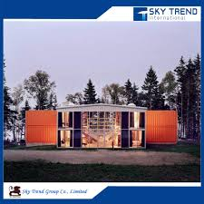 100 Container Homes For Sale Hot Item China Made Low Cost Hot Portable House 20FT Modular Kit