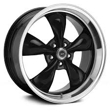 AMERICAN RACING® AR105M TORQ THRUST M 1PC Wheels - Gloss Black With ...