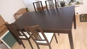 ikea tisch bjursta schwarzbraun 175 217 5 260 95 cm 4