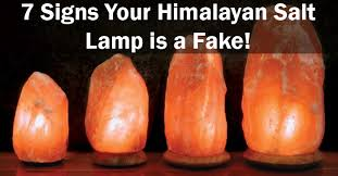 Himalayan Salt Lamp Amazon by Fake Himalayan Salt Lamps Are Everywhere Here Is How To Tell If