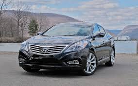 2013 Hyundai Azera Driven Automobile Magazine Gallery
