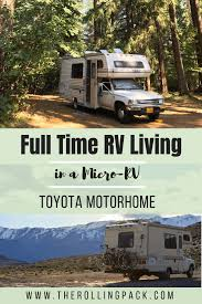 100 Craigslist Iowa Trucks Why We Chose A Toyota Motorhome The Rolling Pack