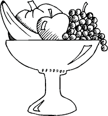 fruit coloring page free fruit salad coloring pages fruit coloring pages watermelon