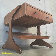 Vintage End Table With Lamp Attached by Table Lamps Design Elegant End Table With Attached Lamp And