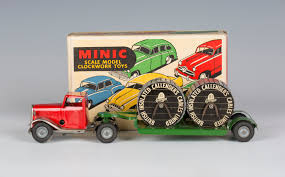 A Tri-ang Minic Tinplate Clockwork No. 73m Mechanical Horse And ... Newray Toys Black Ford F350 Truck Horse Trailer Set Zulily Toy Trucks Custom Hauler 02501 Bruder 116 Dodge Ram 2500 Power Wagon With Horse Trailer And Tbcimarron Welcome To Mrtrailercom New Ray Pink Pick Up Whorse Nryss37335 Amazoncom M F Western Girls And Adventure Vehicle Two Breyer Mini Whinnies Review Cheap For Find Deals On Line At January 2017 Home Trailers Cargo Livestock In