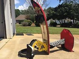 sky ski pro ss hydrofoil air chair ebay