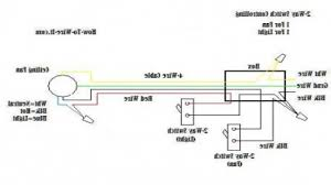 Harbor Breeze Ceiling Fan Capacitor Wiring by Wiring Diagrams For A Ceiling Fan And Light Kit U2013 Do It Yourself