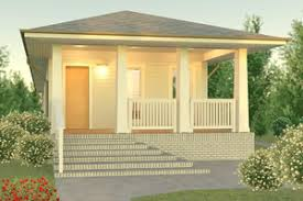 Small House Plans by Small House Plans Houseplans
