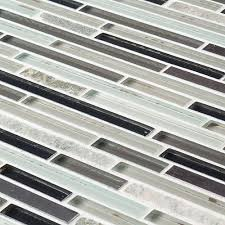 jeffrey court zen lace 11 75 in x 13 in x 8 mm glass metal