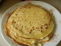 pâte à crêpes légères et rapide quand mimine cuisine