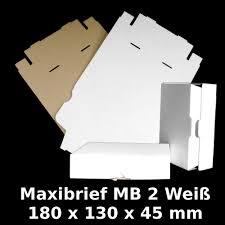 Maxibrief Beschriftung Karton Post Versand DHL