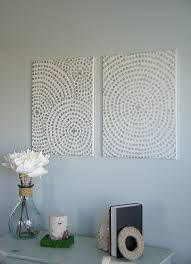 Canvas Wall Art For Dining Room Unique Diy A Low Cost Way To