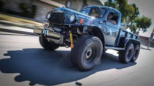 100 Wagon Truck Watch Jay Lenos Garage Web Exclusive 1942 Dodge Power