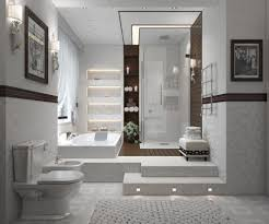 Contemporary Bathroom In White Color Decoration Idea Rustic Modern ... Nice 42 Cool Small Master Bathroom Renovation Ideas Bathrooms Wall Mirrors Design Mirror To Hang A Marvelous Cost Redo Within Beautiful With Minimalist Very Nice Bathroom With Great Lightning Home Design Idea Home 30 Lovely Remodeling 105 Fresh Tumblr Designs Home Designer Cultural Codex Attractive 27 Shower Marvellous 2018 Best Interior For Toilet Restroom Modern