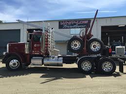 Whit-log-trailers | Trucks