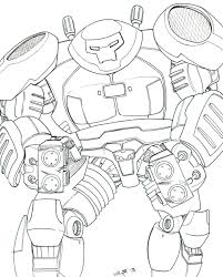 Hulk Smash Coloring Pages Printable Hulkbuster Page Free Iron Man Full Size