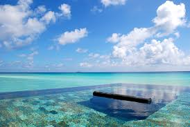 100 One And Only Reethi Rah Infinity Pool One And Only Slaylebrity