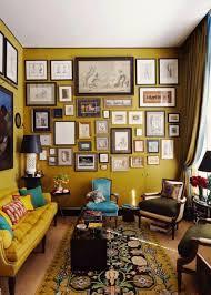 wandgestaltung gelb wandfarbe tapete sonnig hell freundlich